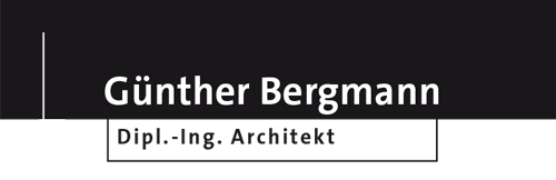 Dipl.-Ing. Architekt Günther Bergmann