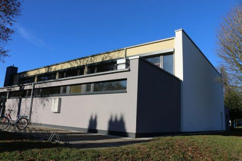Turnhalle - Scharmbeckstotel